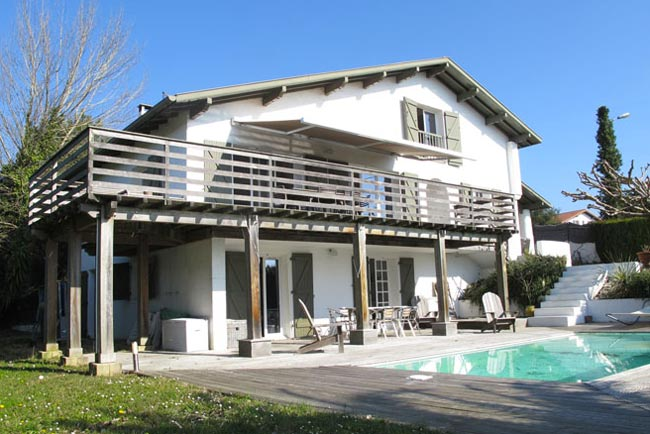 Achat maison biarritz ventana blog for Location immobilier prestige